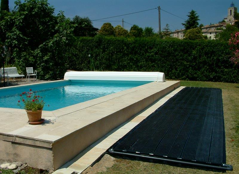 Comment fabriquer un panneau solaire pour piscine haute - Fabriquer un chauffe eau piscine bois ...